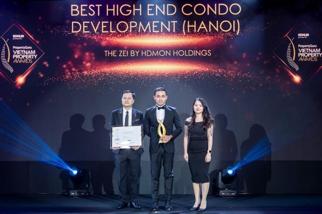 Dự án cao cấp The Zei của HD Mon Holdings thắng lớn tại Vietnam Property Awards 2019 - 1