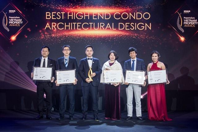 Dự án cao cấp The Zei của HD Mon Holdings thắng lớn tại Vietnam Property Awards 2019 - 2