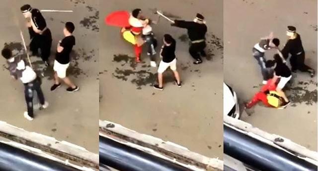 Tôn Ngộ Không và Trư Bát Giới bị nhóm thanh niên đánh bầm dập ở Sa Pa - 1