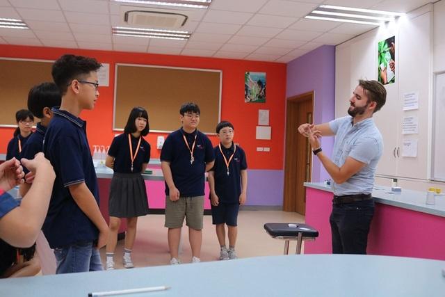 Tiếng Anh tại môi trường học tập quốc tế được dạy ra sao? - 2