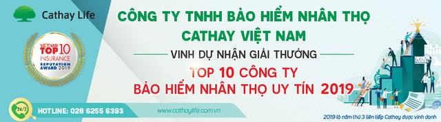 Cathay Life Việt Nam - Chương trình ưu đãi ra mắt ứng dụng Cổng thông tin khách hàng trên hệ điều hành iOS - 3