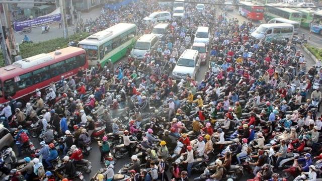 Quy hoạch mật độ dân cư - Chỉ số chứng minh phát triển bền vững tại các khu đô thị - 1