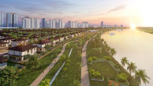Quy hoạch mật độ dân cư - Chỉ số chứng minh phát triển bền vững tại các khu đô thị - 2