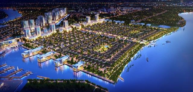 Quy hoạch mật độ dân cư - Chỉ số chứng minh phát triển bền vững tại các khu đô thị - 3