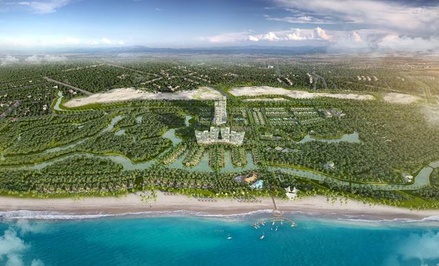 Đầu tư bền vững với biệt thự nghỉ dưỡng biển Lagoona Bình Châu - 1