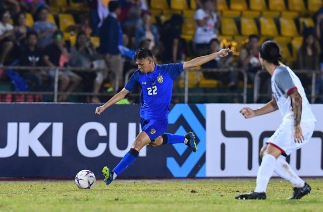 Thái Lan sẽ thi đấu với sơ đồ chỉ 1 tiền đạo khi tiếp đội tuyển Việt Nam? - 1