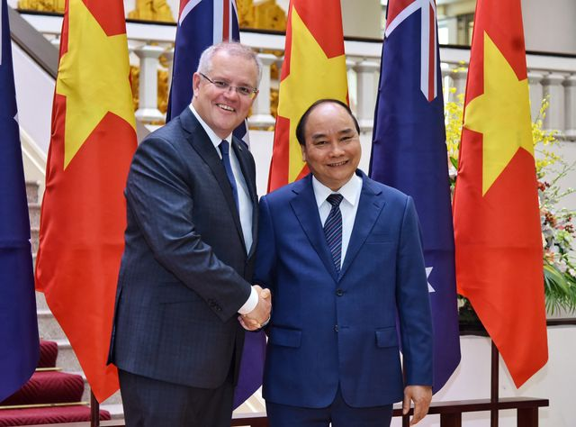 Thủ tướng Australia ca ngợi vai trò của Việt Nam trong khu vực - 1