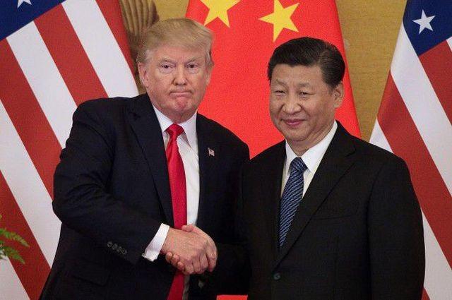 """Tổng thống Trump khen ông Tập Cận Bình giữa lúc """"căng như dây đàn"""" - 1"""