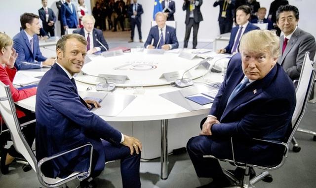 Hội nghị G7 kết thúc bằng 1 trang giấy, ai là người chiến thắng? - 1