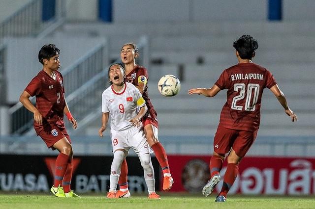 Vượt qua Thái Lan, đội tuyển nữ Việt Nam vô địch Đông Nam Á - 13