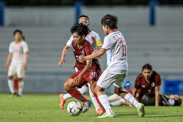 Vượt qua Thái Lan, đội tuyển nữ Việt Nam vô địch Đông Nam Á - 10