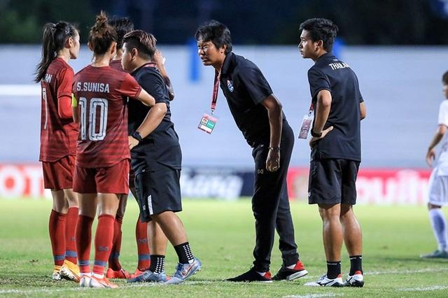 Vượt qua Thái Lan, đội tuyển nữ Việt Nam vô địch Đông Nam Á - 14