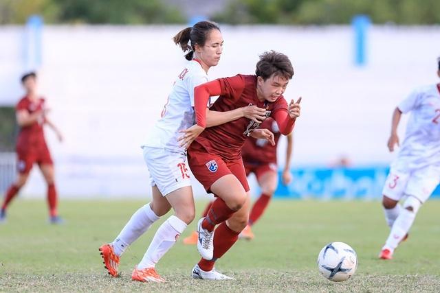 Vượt qua Thái Lan, đội tuyển nữ Việt Nam vô địch Đông Nam Á - 7