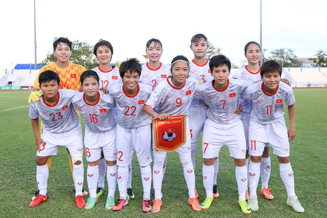 Vượt qua Thái Lan, đội tuyển nữ Việt Nam vô địch Đông Nam Á - 4