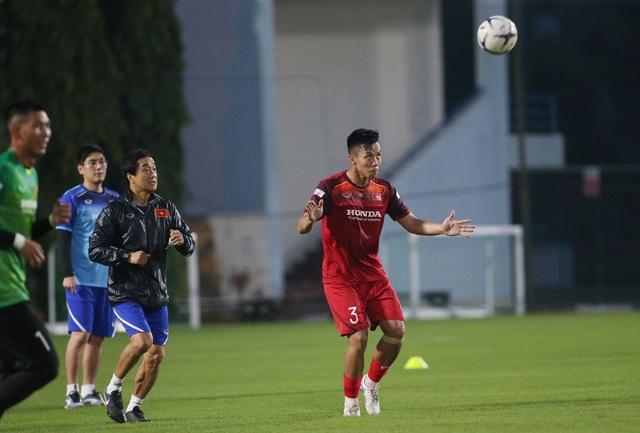 Văn Hậu, Trọng Hoàng báo tin vui với HLV Park Hang Seo - 4