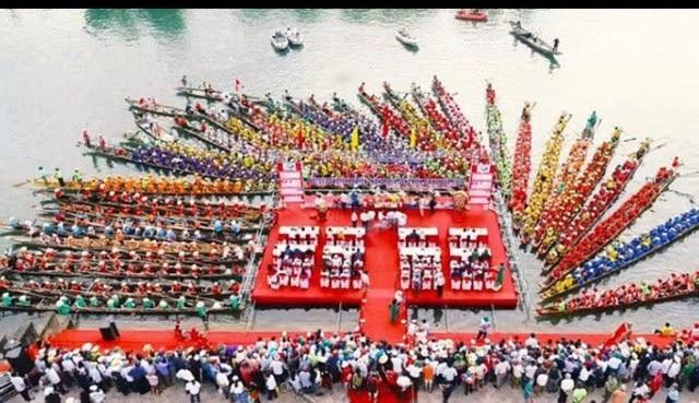 Đập trống Ma Coong và đua thuyền trên sông Kiến Giang được công nhận Di sản văn hóa phi vật thể Quốc gia - Ảnh minh hoạ 2