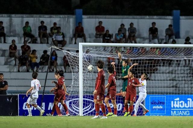 Vượt qua Thái Lan, đội tuyển nữ Việt Nam vô địch Đông Nam Á - 15