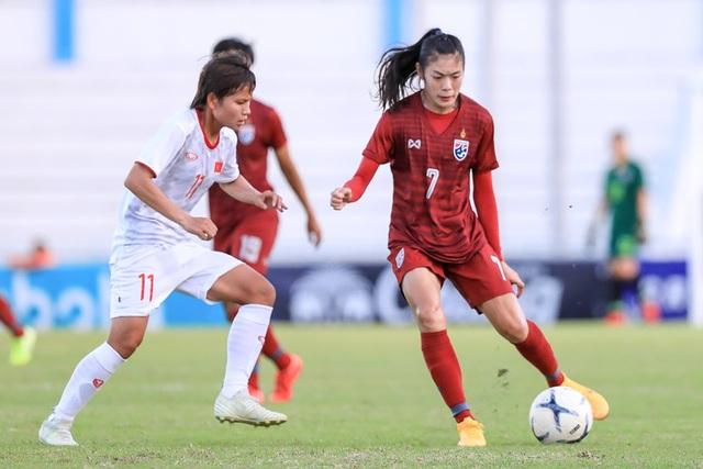 Vượt qua Thái Lan, đội tuyển nữ Việt Nam vô địch Đông Nam Á - 6