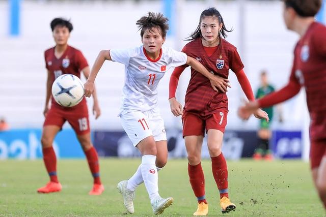 Vượt qua Thái Lan, đội tuyển nữ Việt Nam vô địch Đông Nam Á - 11