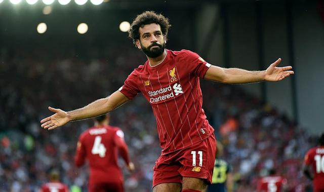 Đội hình tiêu biểu vòng 3 Premier League: Tuyệt vời Mohamed Salah - 3