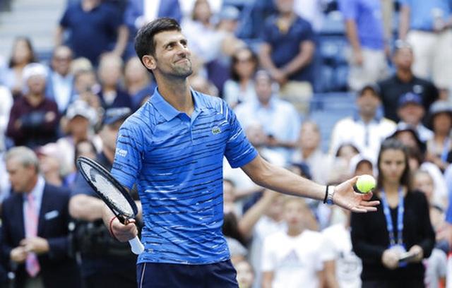 US Open 2019: Djokovic, Federer vượt qua thử thách đầu tiên - 1