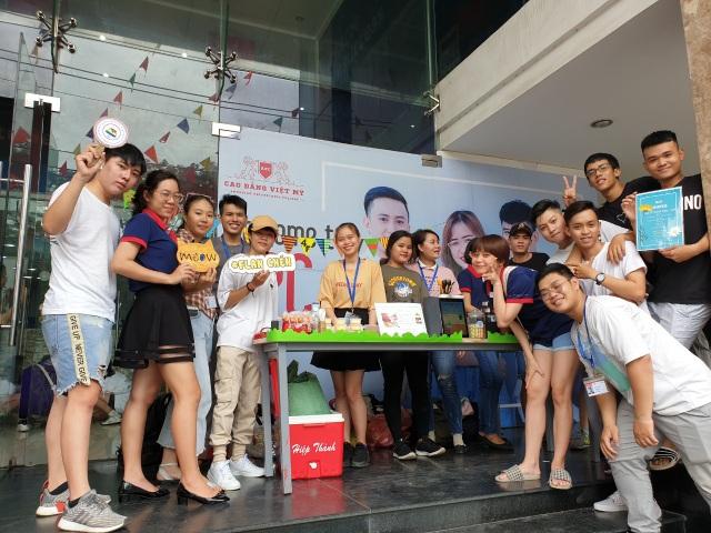 Sinh viên Cao đẳng Việt Mỹ trổ tài kinh doanh, sẵn sàng cho hành trình làm chủ tương lai - 2