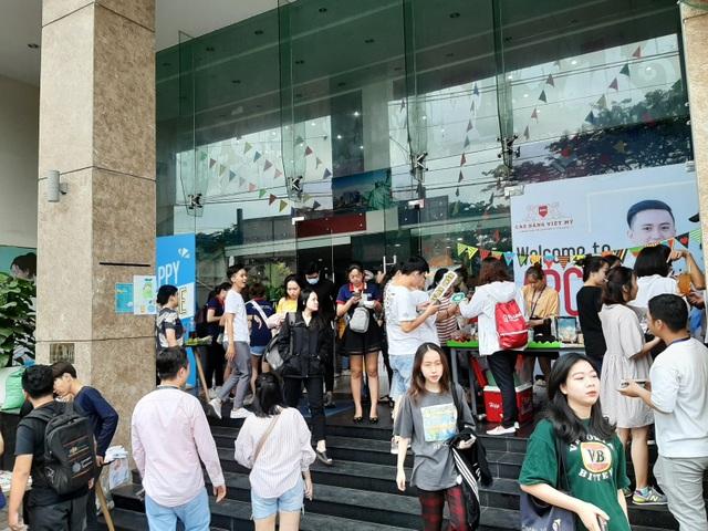 Sinh viên Cao đẳng Việt Mỹ trổ tài kinh doanh, sẵn sàng cho hành trình làm chủ tương lai - 3