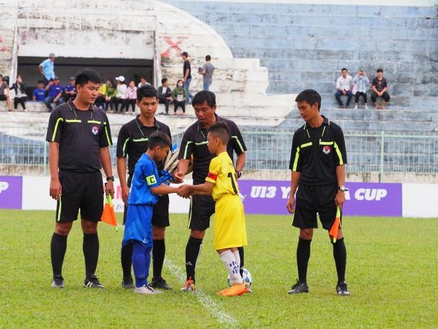 Lộ diện đội bóng đầu tiên vào chung kết giải U13 Yamaha Cup 2019 - 3