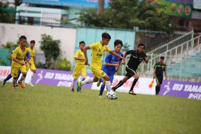 Lộ diện đội bóng đầu tiên vào chung kết giải U13 Yamaha Cup 2019 - 4