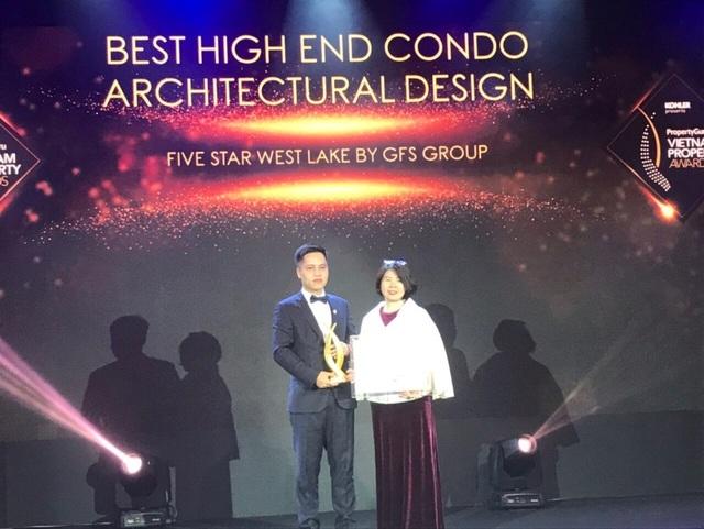 PropertyGuru Vietnam Property Awards 2019: Five Star West Lake – Thiết kế kiến trúc chung cư cao cấp tốt nhất - 1