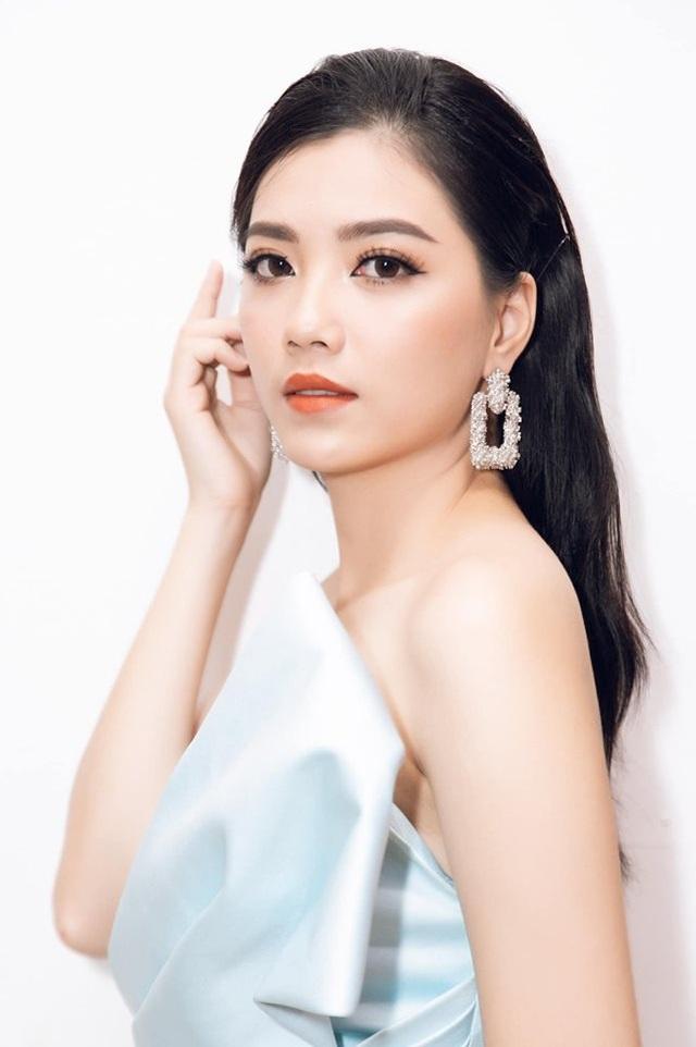 Thí sinh Hoa hậu Hoàn vũ Việt Nam từng sợ hãi chụp ảnh bikini sexy - 2