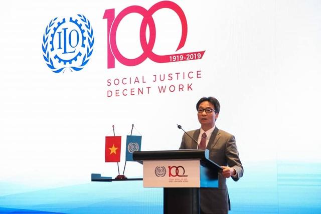 Những giá trị cốt lõi của Tổ chức lao động quốc tế sau 100 năm - 1