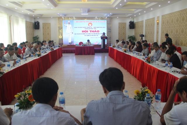 Chăm lo sự nghiệp khuyến học, khuyến tài theo di huấn của Chủ tịch Hồ Chí Minh - 1