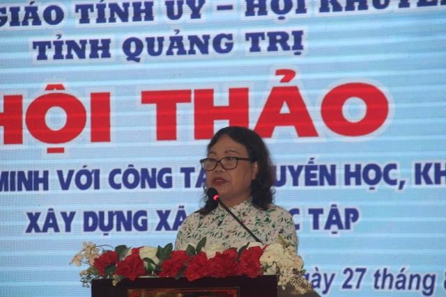 Chăm lo sự nghiệp khuyến học, khuyến tài theo di huấn của Chủ tịch Hồ Chí Minh - 3