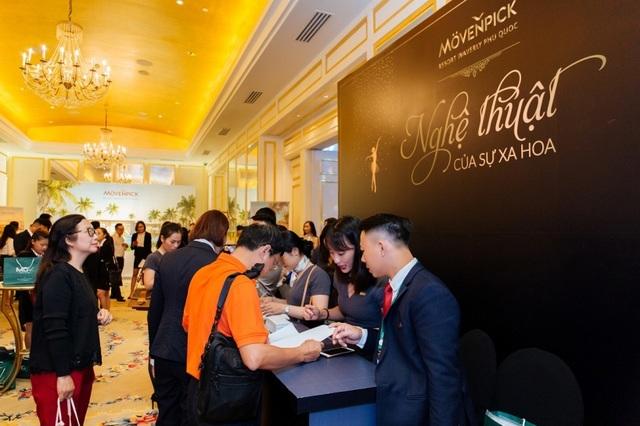Chính thức ra mắt 30 căn biệt thự hạng sang đẹp nhất Mövenpick Resort Waverly Phú Quốc - 1