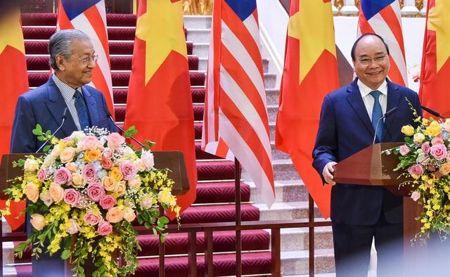 Lễ đón Thủ tướng Malaysia thăm chính thức Việt Nam - 7