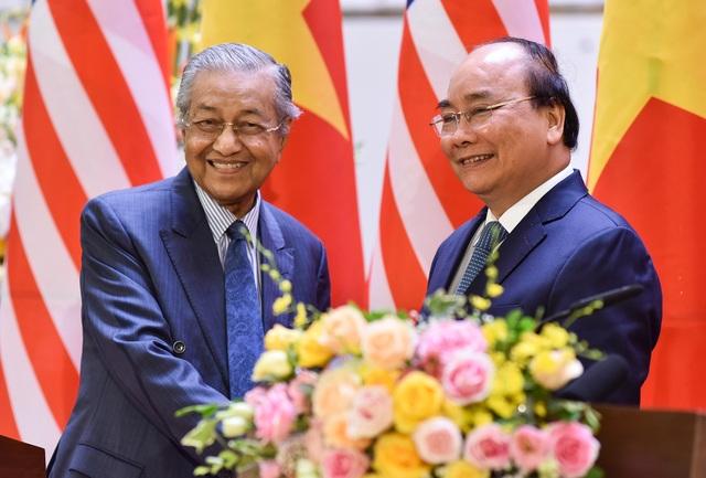 Lễ đón Thủ tướng Malaysia thăm chính thức Việt Nam - 6