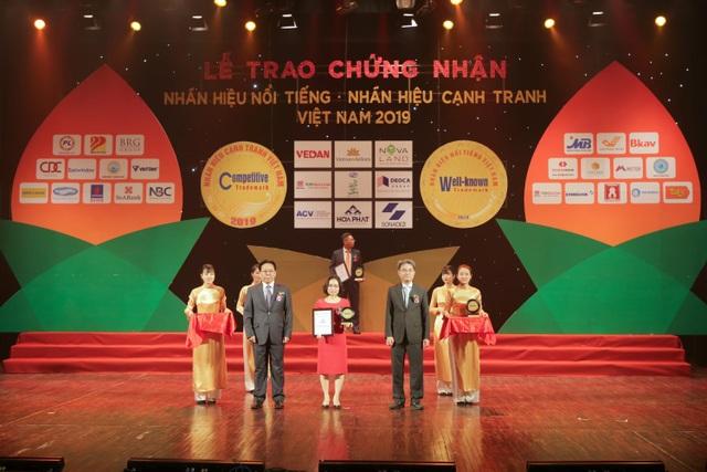 Tập đoàn Hòa Phát lọt Top 10 Nhãn hiệu nổi tiếng nhất Việt Nam 2019 - 1