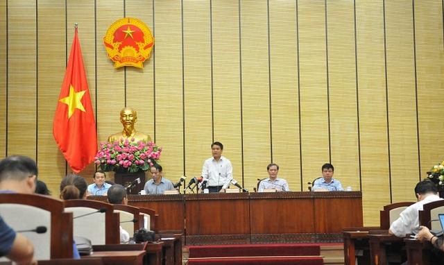 Chủ tịch Hà Nội: Ông Lê Đình Kình có động cơ trục lợi trong vụ Đồng Tâm - 1