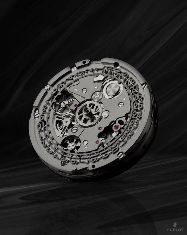 Unico Flyback Chronograph – Bộ chuyển động khép kín đáng tự hào của Hublot - 4