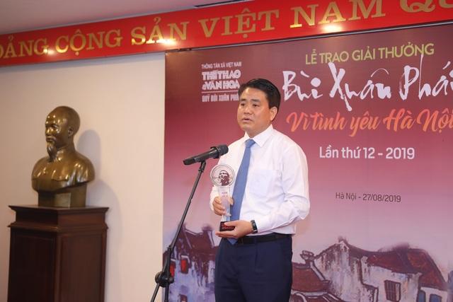 Ý tưởng hồi sinh sông Tô Lịch nhận Giải Bùi Xuân Phái - 4