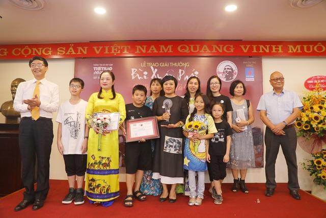 Ý tưởng hồi sinh sông Tô Lịch nhận Giải Bùi Xuân Phái - 5