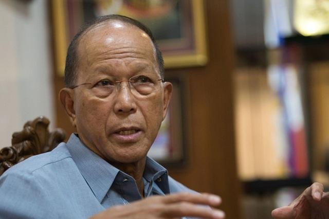 Philippines: Đã đến lúc nêu phán quyết của tòa trọng tài với Trung Quốc - 1
