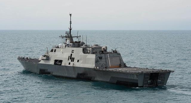 Trung Quốc từ chối cho tàu chiến Mỹ thăm cảng giữa lúc căng thẳng - 1