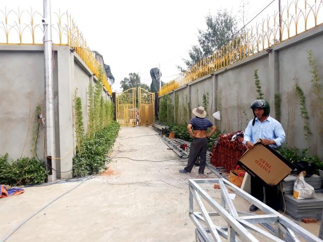 Dai dẳng tình trạng xây nhà trái phép chờ đền bù ở Làng Đại học Đà Nẵng - 2