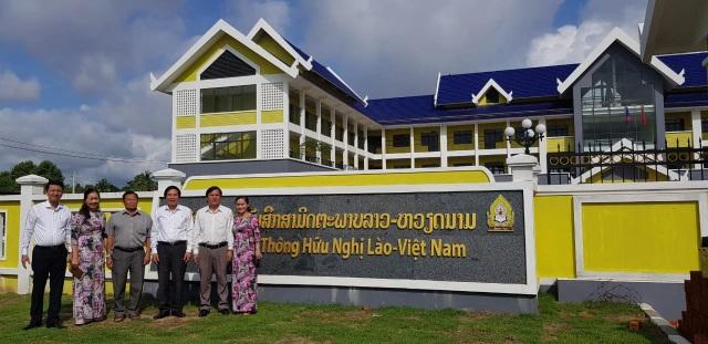 Đưa giáo viên Quảng Trị sang dạy học tại Lào - 3