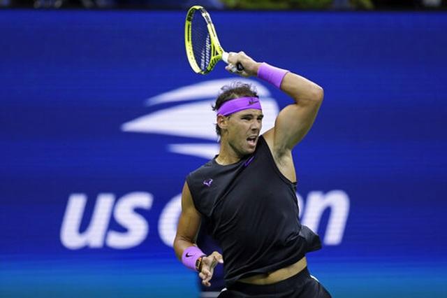 US Open 2019: Nadal thắng nhàn, Halep phá dớp thua sớm - 2