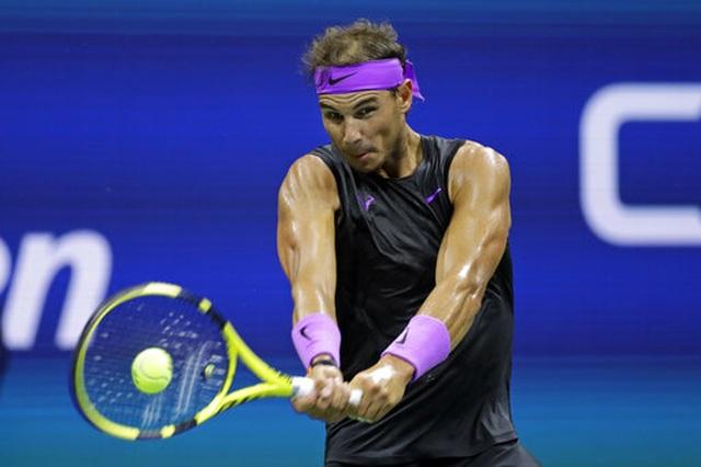US Open 2019: Nadal thắng nhàn, Halep phá dớp thua sớm - 1