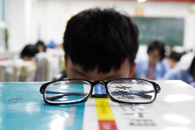 Áp lực học hè với học sinh Trung Quốc - 1