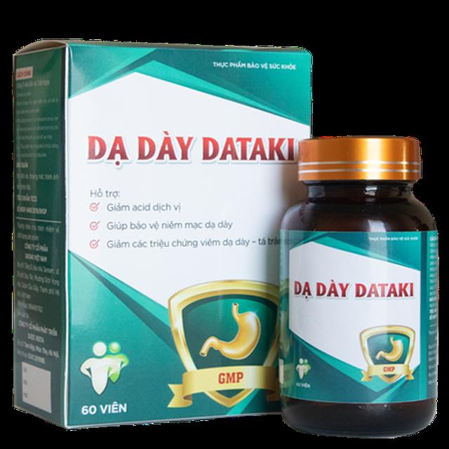 Dạ Dày Dataki - Giải pháp cho người viêm loét dạ dày tá tràng - 3